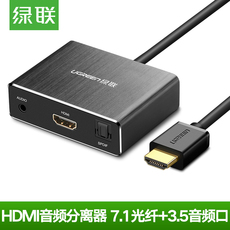 RF-конвертер Green/linking HDMI 4K 3D 7/5.1