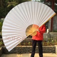 Декоративный веер Спецификации пустой Вентилятор Белый