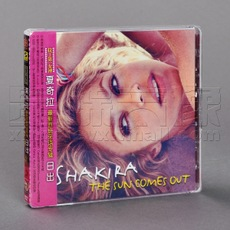 Музыка CD, DVD Shakira Sale El