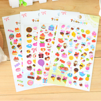Sticker world �n���¿�DIY�؂������N�������N���ʳϵ��4����x