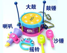 Детский набор музыкальных инструментов Ruentex 0-1