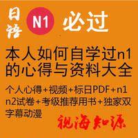 日语岗位视频新标日零方法入门自学考级N1N2生产性步骤v岗位基础与教程图片