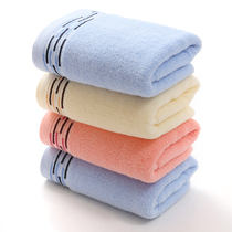 Towels cotton thickened water wedding gift thickened protective towel cotton soft washcloth specials