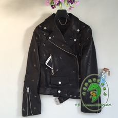 Leather jacket OTHER sh/9699