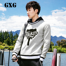 Full Zip Hooded Sweatshirt GXG 171831005