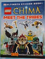 DK���� ���ߚ�����N���� lego chima meet the tribes