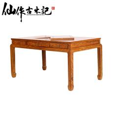 Резной чайный стол Dead wood can't