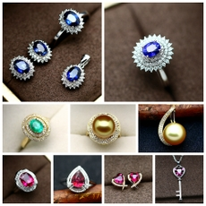 браслет Colorful wedding jewelry kr9999 18K