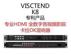 Ревербератор Visctend HDMI 5.1 OK