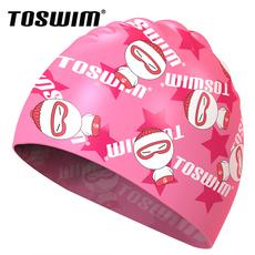 шапочка для плавания TOSWIM ts61460464