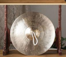 Армейские оркестровые тарелки Чёрный журавль музыкальный