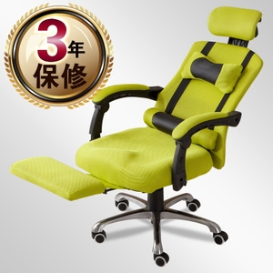 可躺电脑椅家用 网布办公椅子网椅升降转椅会议椅简约职员椅升降椅