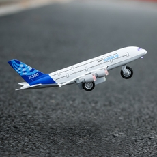 Model airplane Color Perot A380