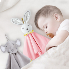 New Baby Comforter to sleep with baby doll 0-1 years old