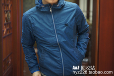 Mens windbreaker Abercrombie&Fitch Abercrombie Fitch Af