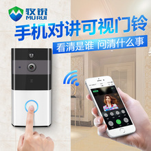 Visual display, doorbell, wireless home remote control, remote control, intelligent WiFi mobile remote monitoring