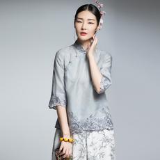 Блузка в китайском