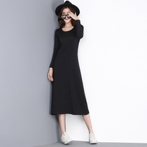 Winter code: Slim loose a grown up typing in black bottom skirts