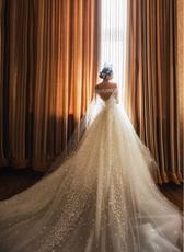 Свадебное платье hs160038 2016