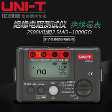Мегаомметр UNI/T ut501a 2500V 250V/500V 1000V