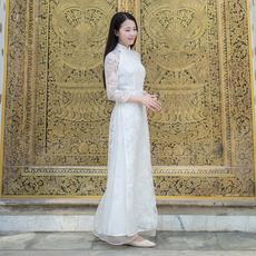 Блузка в китайском национальном стиле Cicada