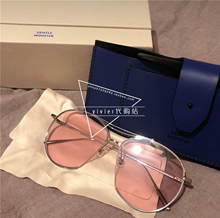Korea purchasing Gentle Monster sunglasses GM sunglasses, male and female polarized V card Jack Jumping