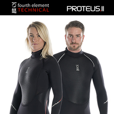 Гидрокостюм Fourth element Proteus ii Divecenter
