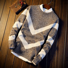 2019 new thickened knitted warm sweater