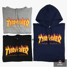 Толстовка Other Thrasher Flame Logo