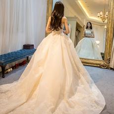 Свадебное платье Man Ting Fang s081