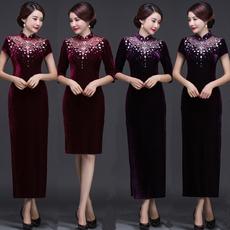 Платье Ципао 16308