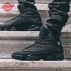 баскетбольные кроссовки Air jordan 13 Black