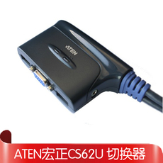 Конвертер Aten CS62US VGA USB KVM
