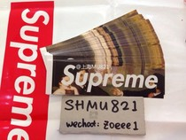 ���Ϻ�MU821��SS14 SUPREME LE BAIN �ͮ��N��sticker box logo