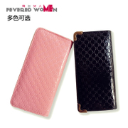 2013 autumn and winter shiny candy-colored clutch purse evening bag handbag