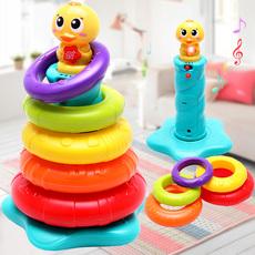Детская пирамидка Huile toys 897