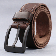 Leather belt, leather belt, leather belt, handmade jeans, pure leather.