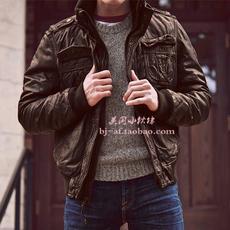 Одежда из кожи Abercrombie&Fitch Abercrombie Fitch