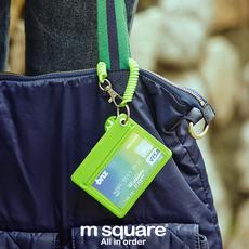 футляр для визиток M square s141532