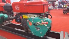 Дизельный двигатель Campbell