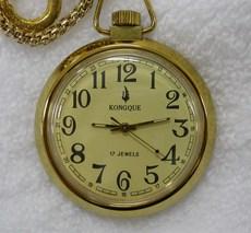 Винтажные карманные часы 80