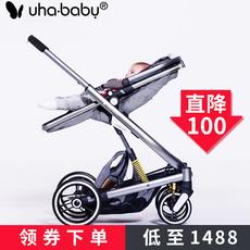 Четырёхколёсная коляска Uhababy