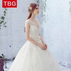 Wedding dress Tbg 1019 2016
