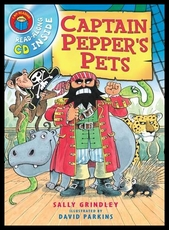 Am Reading With CD: Captain Pepper's