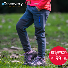 Флисовые штаны Discovery expedition damd90853 Discovery