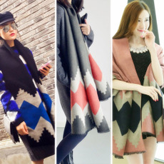 Сувенир Women Fashion Oversized Blanket Scarf