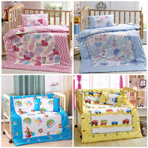 Air conditioning in spring and autumn quilts children in kindergartens kindergarten quilts baby quilt cotton core season by 2015