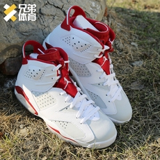Basketball sneakers Air jordan AJ6 384665-384664-113