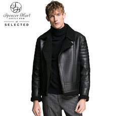Leather Selected 416428504 1349.5SELECTED SH