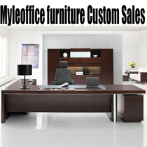 boss chairman of shanghai office furniture table executive table desk executive desk manager table free measurement boss tableoffice deskexecutive deskmanager